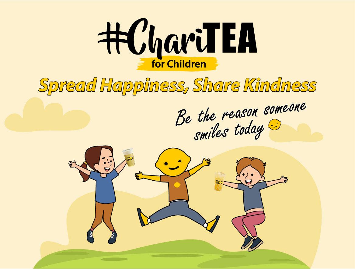 ChariTEA for Children